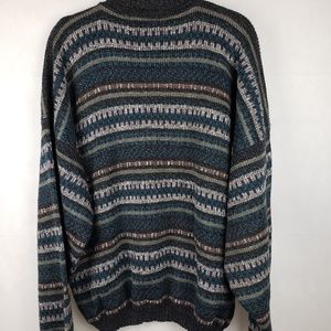 Honors Sweaters - Mens Vintage Sweater Honors 2XL